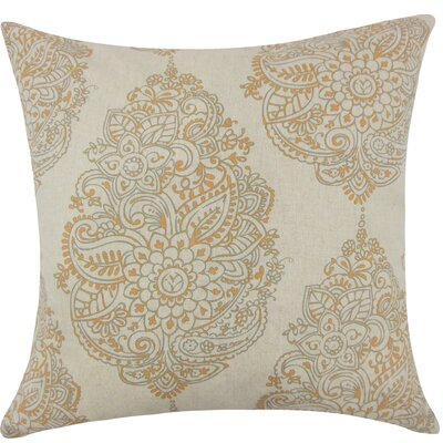 Carolina Damask Floor Pillow Color: Ridgeland