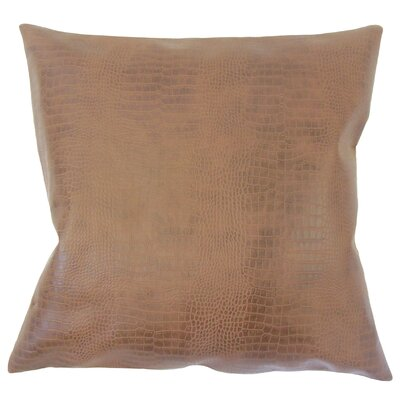 Barker Solid Throw Pillow