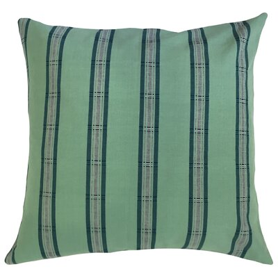 Aldreda Striped Floor Pillow