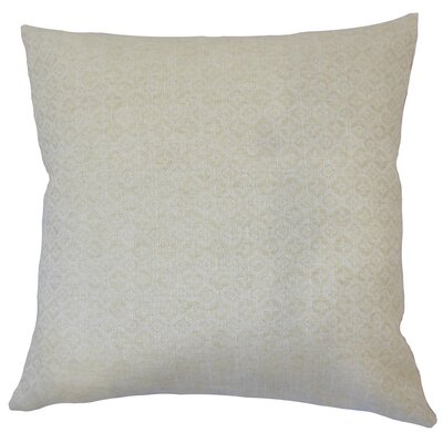 Constanza Geometric Down Filled Throw Pillow Size: 18 x 18