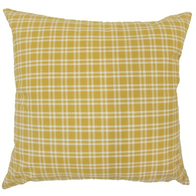 Peyton Plaid Floor Pillow