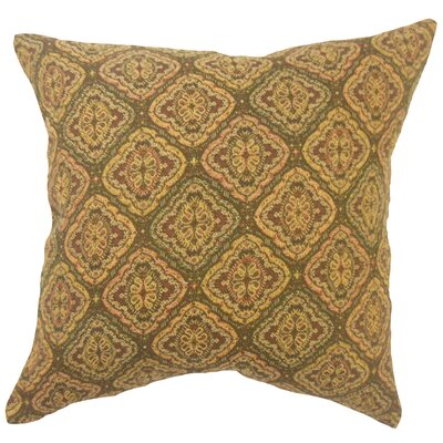 Drew Ikat Floor Pillow