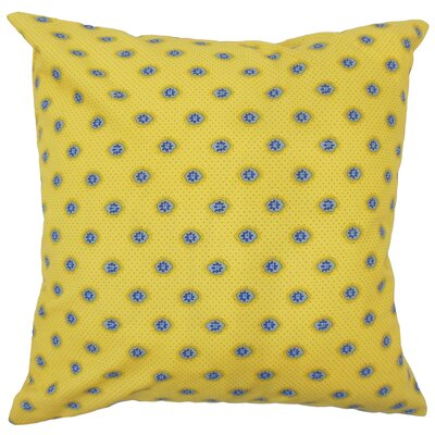 Ila Graphic Down Filled 100% Cotton Lumbar Pillow