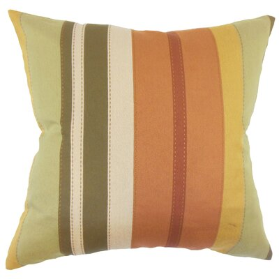Doynton Striped Floor Pillow