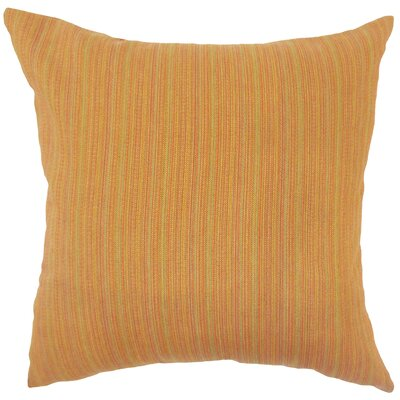 Drees Striped Floor Pillow