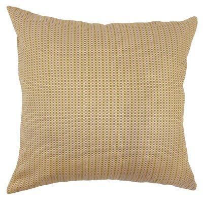 Alfon Woven Down Filled Lumbar Pillow