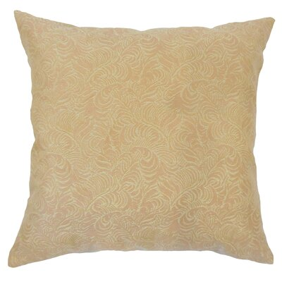 Pitman Damask Floor Pillow
