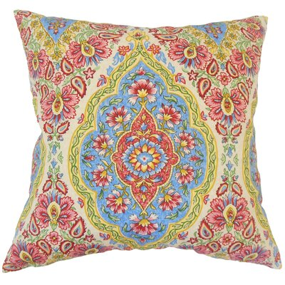 Tyreek Floral Down Filled Lumbar Pillow