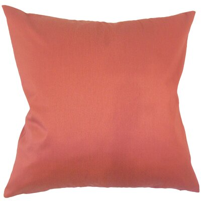 Paizlee Solid Down Filled Lumbar Pillow