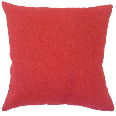 Bentz Solid Down Filled 100% Cotton Lumbar Pillow