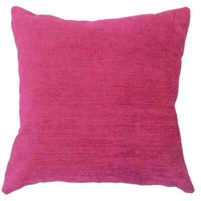 Wightman Solid Down Filled Throw Pillow Size: 18 x 18