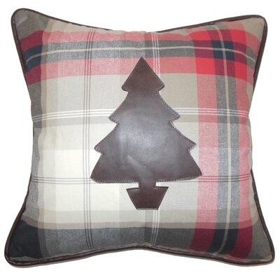 Alter Holiday Down Filled 100% Cotton Throw Pillow Size: 18 x 18