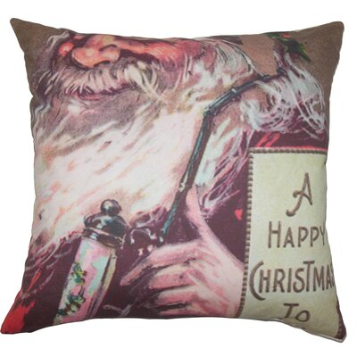 Noelle Holiday Floor Pillow