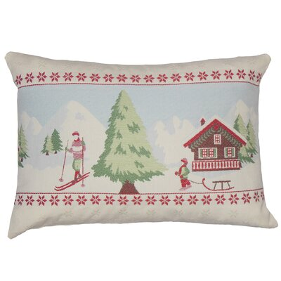 Kevin Holiday Floor Pillow