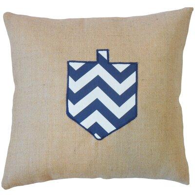 Gaspard Holiday Floor  Overstuffed Pillow