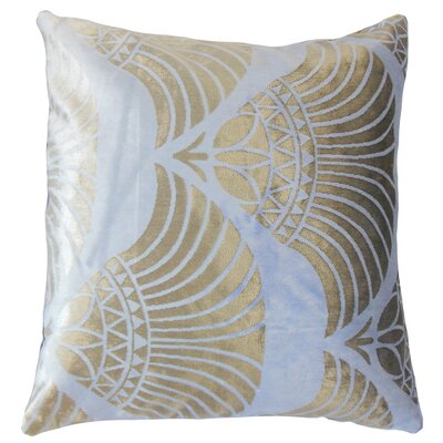 Mya Geometric Throw Pillow