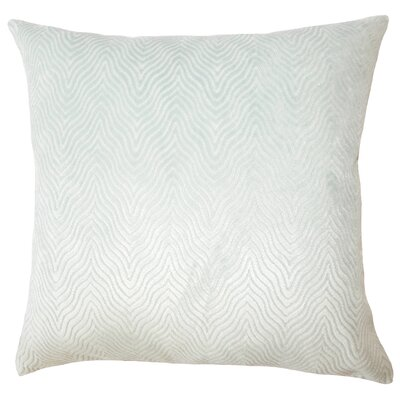 Chesterwood Solid Down Filled Throw Pillow Size: 18 x 18, Color: Seagreen