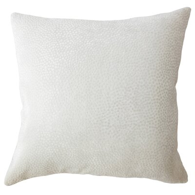 Chesterman Solid Down Filled Lumbar Pillow Color: Mushroom