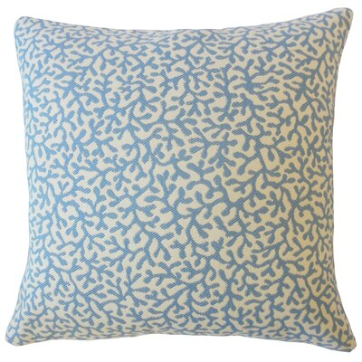 Hinsdale Coastal Down Filled Throw Pillow Size: 24 x 24, Color: Seaside