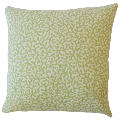 Hinsdale Coastal Down Filled Throw Pillow Size: 18 x 18, Color: Tropique