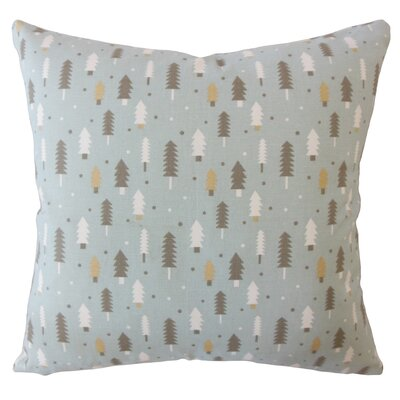 Axelson Geometric Down Filled 100% Cotton Throw Pillow Size: 22 x 22, Color: Awendela