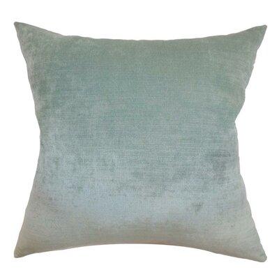 Ella Velvet Pillow Size: 18 x 18