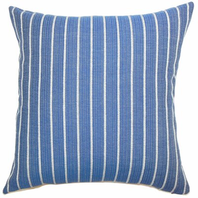 Tarvos Stripes Throw Pillow Size: 20 x 20