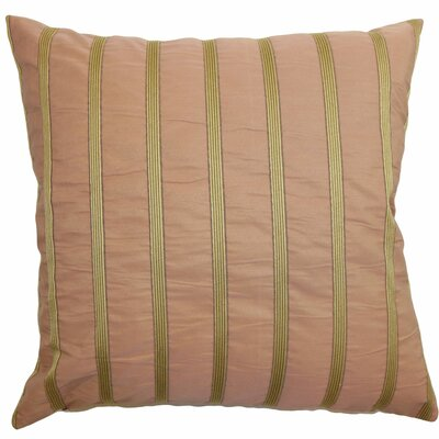 Darja Stripes Bedding Sham Size: Euro