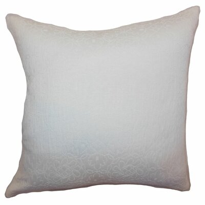 Paris Crewel Bedding Sham Size: Euro