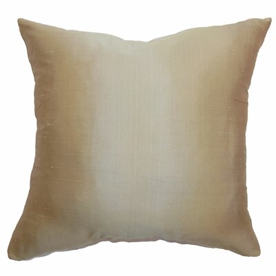 Salona Solid Bedding Sham Size: Queen