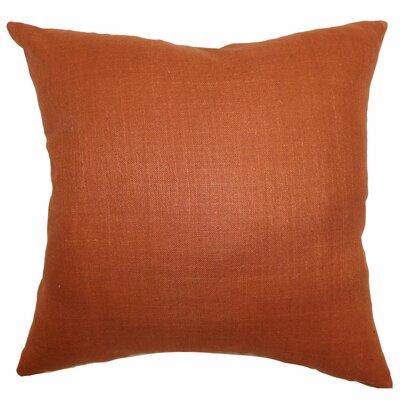 Zaafira Solid Bedding Sham Size: Queen
