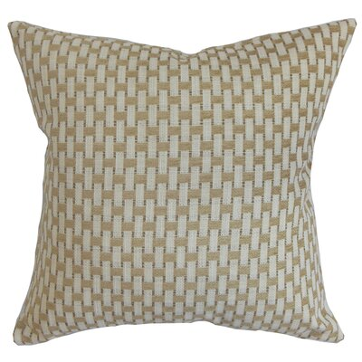 Barberry Geometric Bedding Sham Size: King