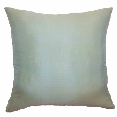 Constance Solid Cotton Throw Pillow Cover