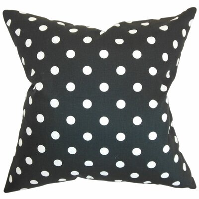 Nancy Cotton Throw Pillow