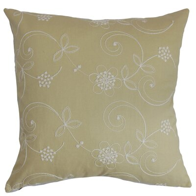 Valimai Cotton Throw Pillow Size: 18x18