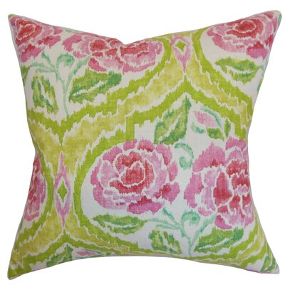 Feidra Cotton Throw Pillow