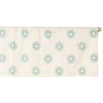 Sunburst Curtain Valance