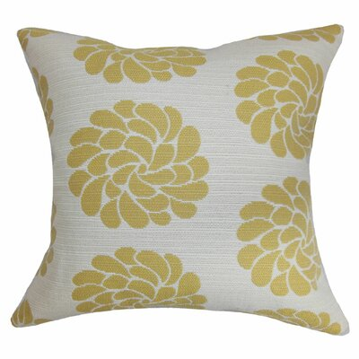 Ellisras Floral Throw Pillow Cover