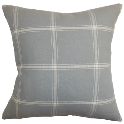 Naretha Cotton Throw Pillow Size: 18 x 18