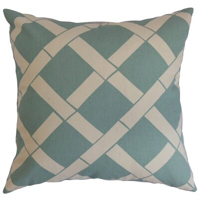 Keywest Cotton Throw Pillow Cover