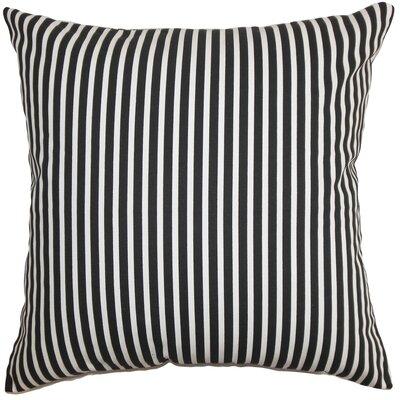 Elvy Cotton Throw Pillow Size: 18 x 18