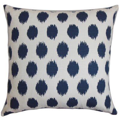 Faustine Ikat Bedding Sham Size: Queen