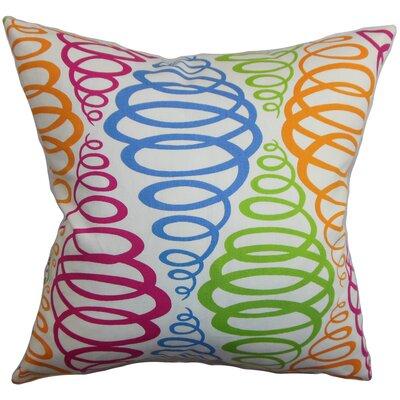 Bara Cotton Throw Pillow Size: 20 x 20