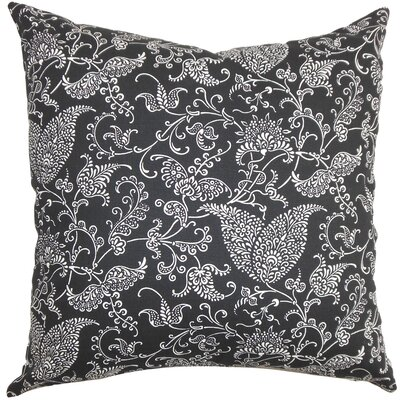 Alaine Cotton Throw Pillow Size: 18 x 18