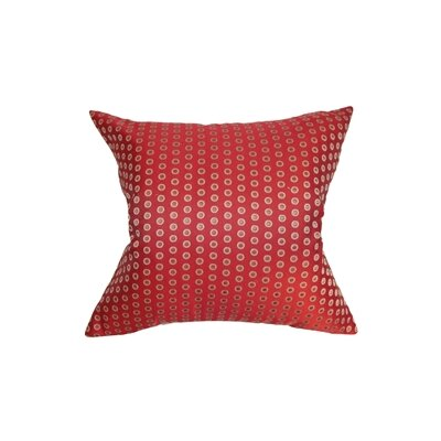 Bunger Dot Cotton Throw Pillow Cover