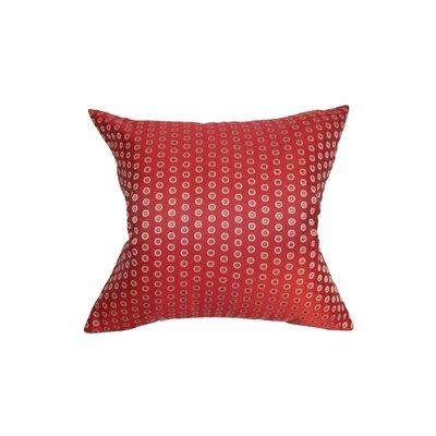 Bunger Dot Cotton Throw Pillow Cover