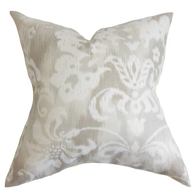Ashira Floral Throw Pillow Cover Size: 20