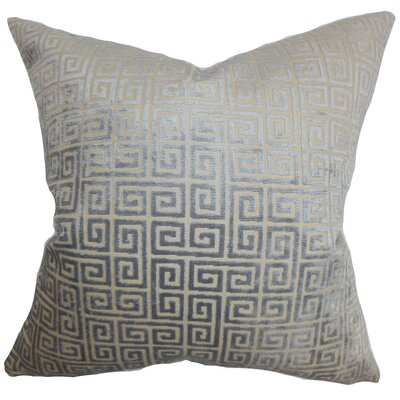 Leif Geometric Outdoor Throw Pillow Cover