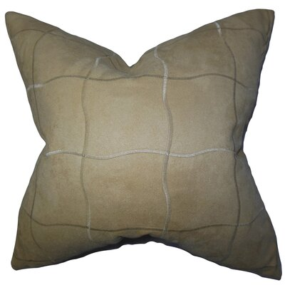 Afra Solid Throw Pillow Cover