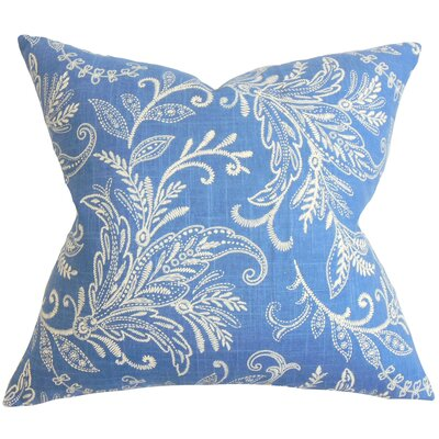 Talila Floral Throw Pillow Size: 18x18